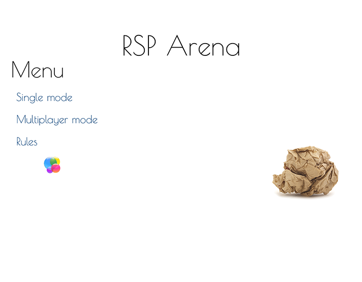 RSP Arena iOS game